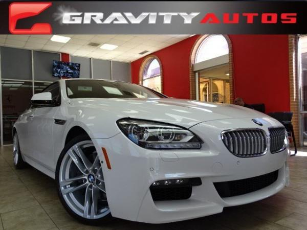 Used 2014 BMW 6 Series 650i for sale Sold at Gravity Autos in Roswell GA 30076 1