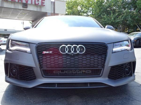 Used 2014 Audi RS 7 Prestige for sale Sold at Gravity Autos in Roswell GA 30076 2