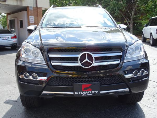Used 2010 Mercedes-Benz GL-Class GL450 for sale Sold at Gravity Autos in Roswell GA 30076 2