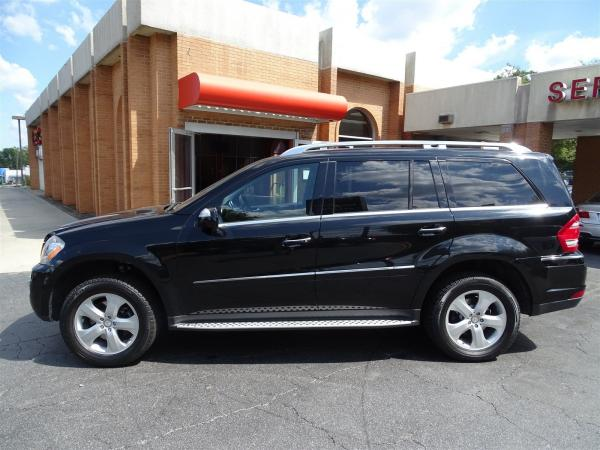 Used 2010 Mercedes-Benz GL-Class GL450 for sale Sold at Gravity Autos in Roswell GA 30076 3