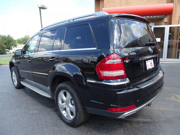 Used 2010 Mercedes-Benz GL-Class GL450 for sale Sold at Gravity Autos in Roswell GA 30076 4
