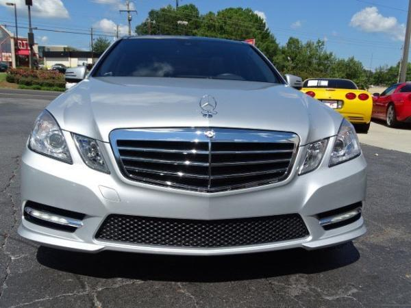 Used 2013 Mercedes-Benz E-Class E350 Sport for sale Sold at Gravity Autos in Roswell GA 30076 2