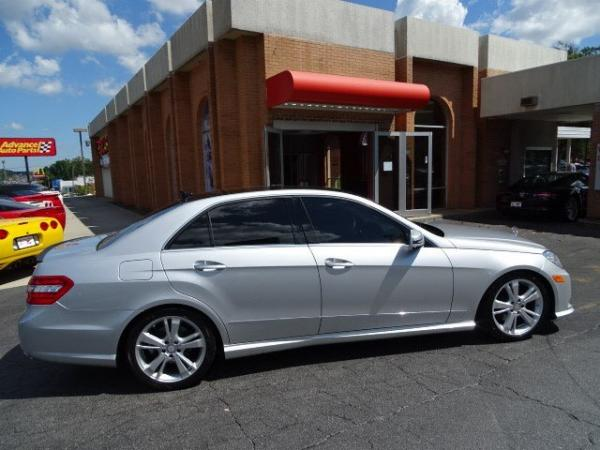 Used 2013 Mercedes-Benz E-Class E350 Sport for sale Sold at Gravity Autos in Roswell GA 30076 3