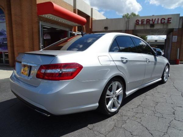 Used 2013 Mercedes-Benz E-Class E350 Sport for sale Sold at Gravity Autos in Roswell GA 30076 4
