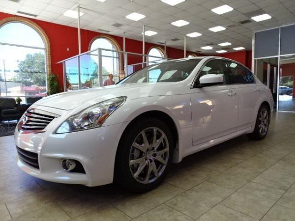 Used 2013 Infiniti G37 Sedan Journey for sale Sold at Gravity Autos in Roswell GA 30076 3