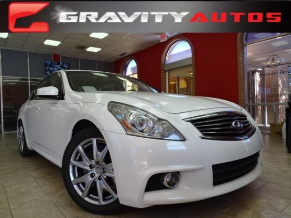 Used 2013 Infiniti G37 Sedan Journey for sale Sold at Gravity Autos in Roswell GA 30076 1