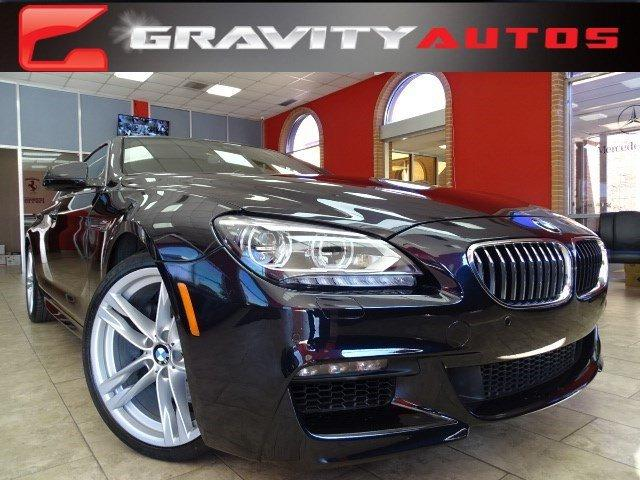 Used 2013 BMW 6 Series 640i for sale Sold at Gravity Autos in Roswell GA 30076 1