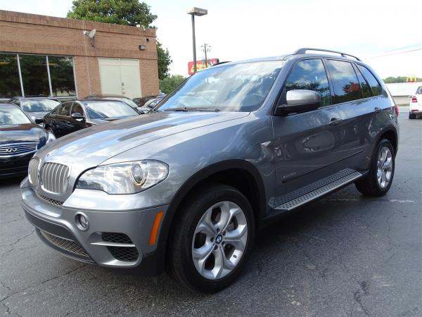 Used 2011 BMW X5 50i for sale Sold at Gravity Autos in Roswell GA 30076 3