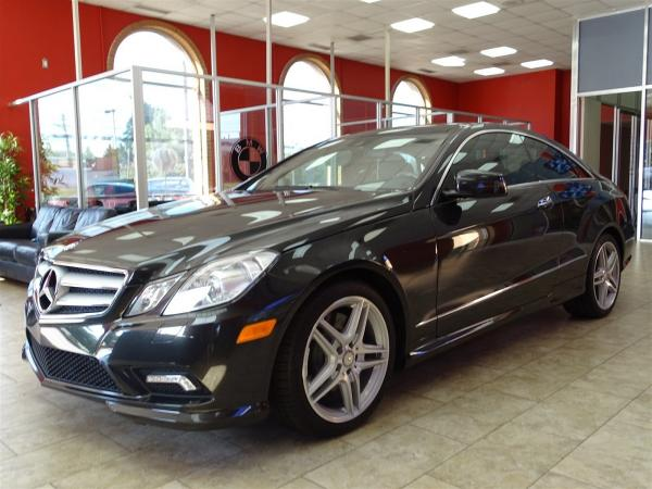 Used 2011 Mercedes-Benz E-Class E550 for sale Sold at Gravity Autos in Roswell GA 30076 3