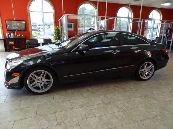 Used 2011 Mercedes-Benz E-Class E550 for sale Sold at Gravity Autos in Roswell GA 30076 4