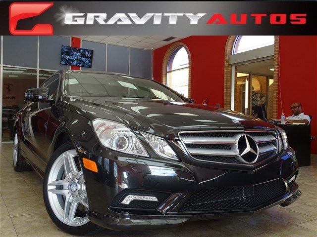 Used 2011 Mercedes-Benz E-Class E550 for sale Sold at Gravity Autos in Roswell GA 30076 1