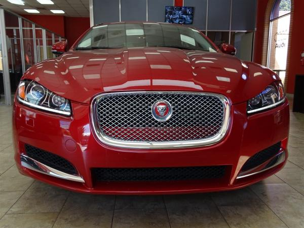 Used 2014 Jaguar XF I4 T for sale Sold at Gravity Autos in Roswell GA 30076 2