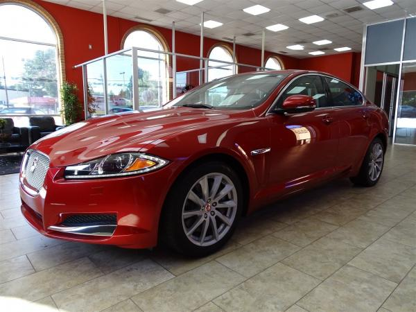Used 2014 Jaguar XF I4 T for sale Sold at Gravity Autos in Roswell GA 30076 3