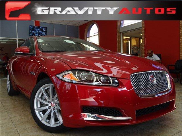 Used 2014 Jaguar XF I4 T for sale Sold at Gravity Autos in Roswell GA 30076 1