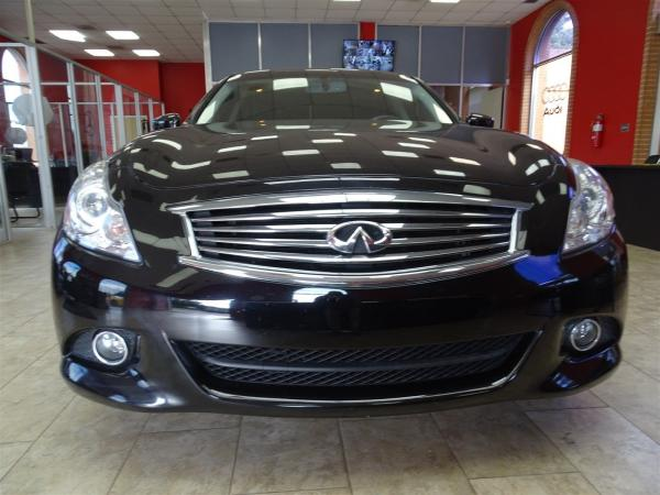 Used 2012 Infiniti G25 Sedan Journey for sale Sold at Gravity Autos in Roswell GA 30076 2