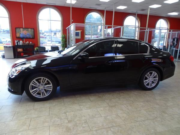Used 2012 Infiniti G25 Sedan Journey for sale Sold at Gravity Autos in Roswell GA 30076 4