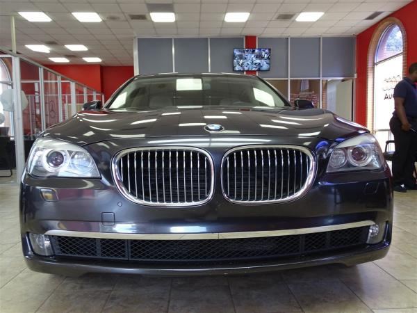 Used 2012 BMW 7 Series 740Li for sale Sold at Gravity Autos in Roswell GA 30076 2