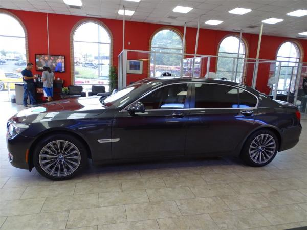 Used 2012 BMW 7 Series 740Li for sale Sold at Gravity Autos in Roswell GA 30076 4