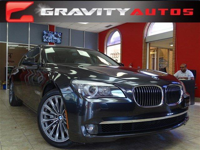 Used 2012 BMW 7 Series 740Li for sale Sold at Gravity Autos in Roswell GA 30076 1