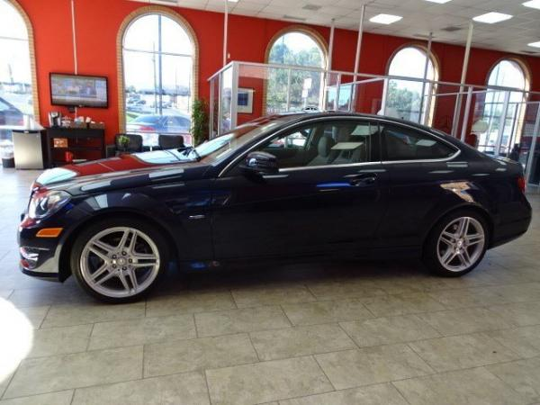 Used 2012 Mercedes-Benz C-Class C250 for sale Sold at Gravity Autos in Roswell GA 30076 4