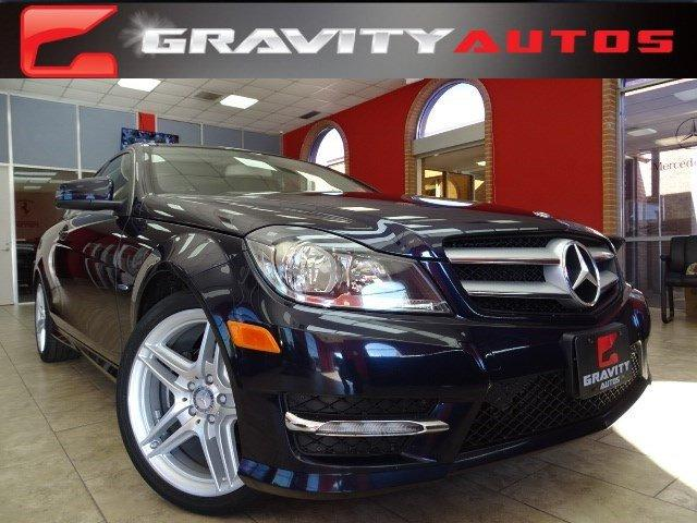 Used 2012 Mercedes-Benz C-Class C250 for sale Sold at Gravity Autos in Roswell GA 30076 1