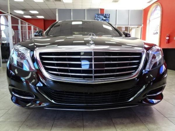 Used 2014 Mercedes-Benz S-Class S550 for sale Sold at Gravity Autos in Roswell GA 30076 2