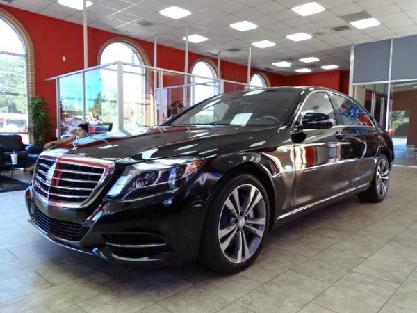 Used 2014 Mercedes-Benz S-Class S550 for sale Sold at Gravity Autos in Roswell GA 30076 3