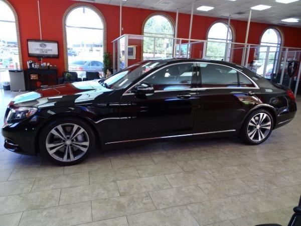 Used 2014 Mercedes-Benz S-Class S550 for sale Sold at Gravity Autos in Roswell GA 30076 4