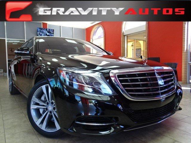 Used 2014 Mercedes-Benz S-Class S550 for sale Sold at Gravity Autos in Roswell GA 30076 1