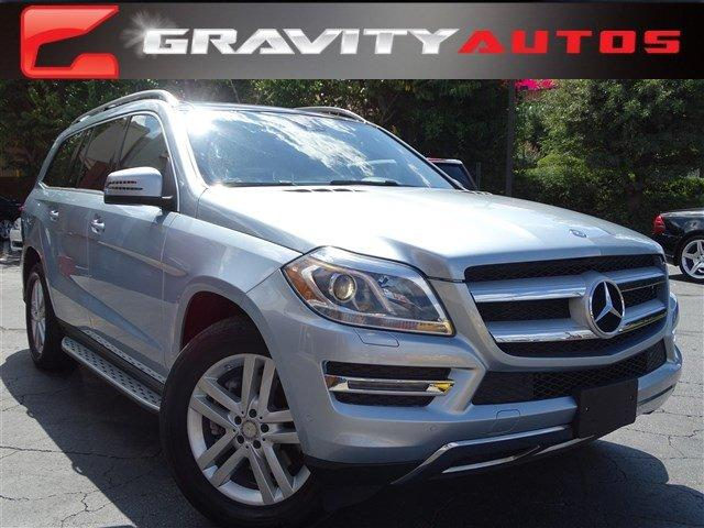 Used 2014 Mercedes-Benz GL-Class GL450 for sale Sold at Gravity Autos in Roswell GA 30076 1