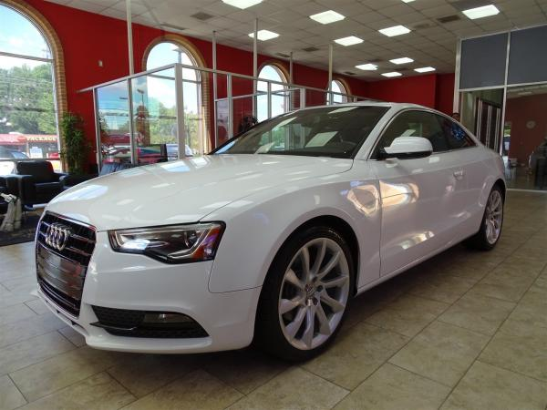 Used 2014 Audi A5 Premium Plus for sale Sold at Gravity Autos in Roswell GA 30076 3