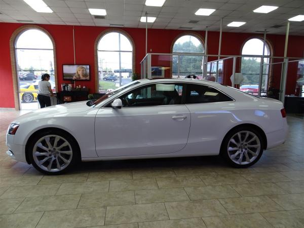 Used 2014 Audi A5 Premium Plus for sale Sold at Gravity Autos in Roswell GA 30076 4