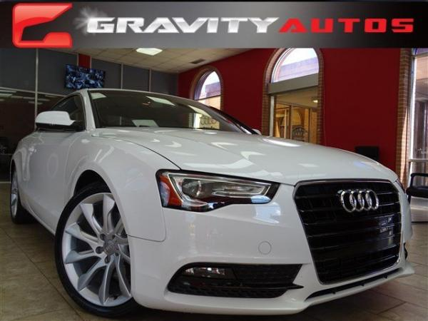 Used 2014 Audi A5 Premium Plus for sale Sold at Gravity Autos in Roswell GA 30076 1