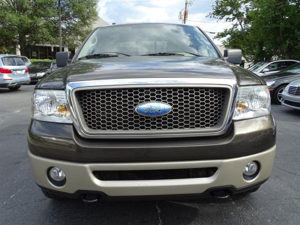 Used 2008 Ford F-150 Lariat for sale Sold at Gravity Autos in Roswell GA 30076 2