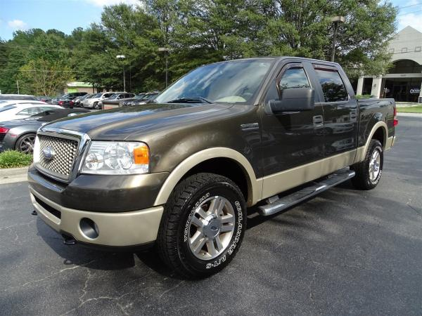 Used 2008 Ford F-150 Lariat for sale Sold at Gravity Autos in Roswell GA 30076 3