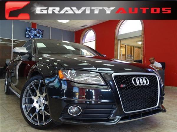 Used 2011 Cadillac CTS Sedan CTS Sedan Luxury for sale Sold at Gravity Autos in Roswell GA 30076 1