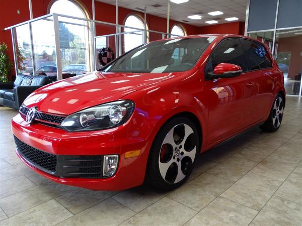 Used 2013 Volkswagen GTI Autobahn for sale Sold at Gravity Autos in Roswell GA 30076 3