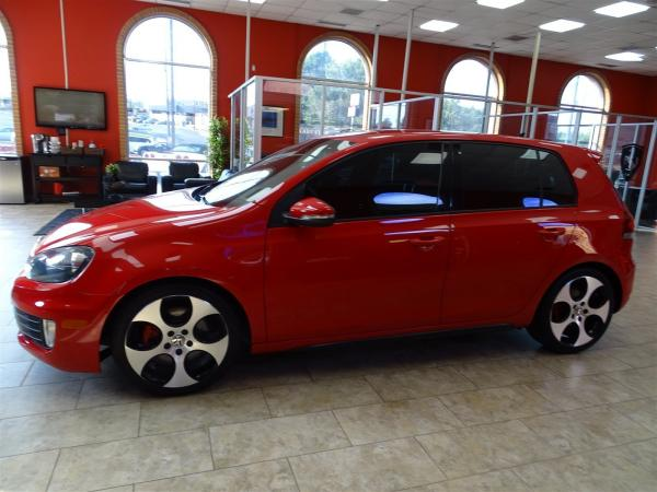 Used 2013 Volkswagen GTI Autobahn for sale Sold at Gravity Autos in Roswell GA 30076 4