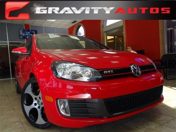 Used 2013 Volkswagen GTI Autobahn for sale Sold at Gravity Autos in Roswell GA 30076 1