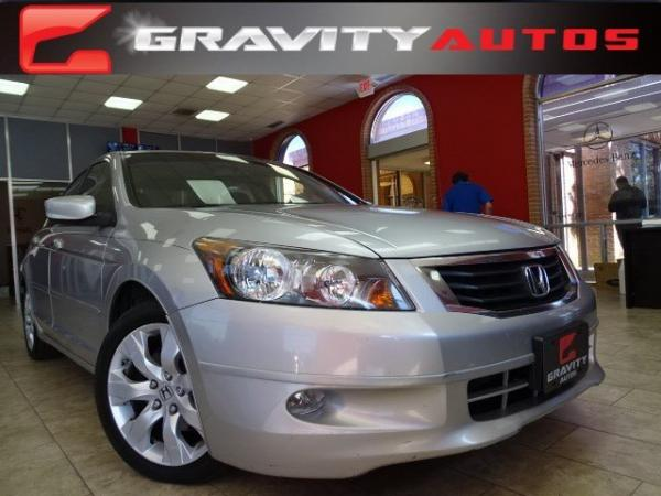 Used 2009 Honda Accord Sdn EX-L for sale Sold at Gravity Autos in Roswell GA 30076 1