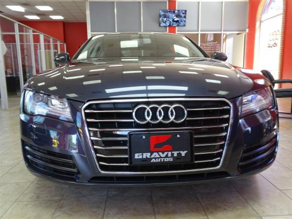 Used 2013 Audi A7 3.0 Premium Plus for sale Sold at Gravity Autos in Roswell GA 30076 2