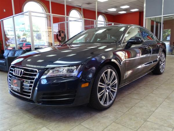 Used 2013 Audi A7 3.0 Premium Plus for sale Sold at Gravity Autos in Roswell GA 30076 3