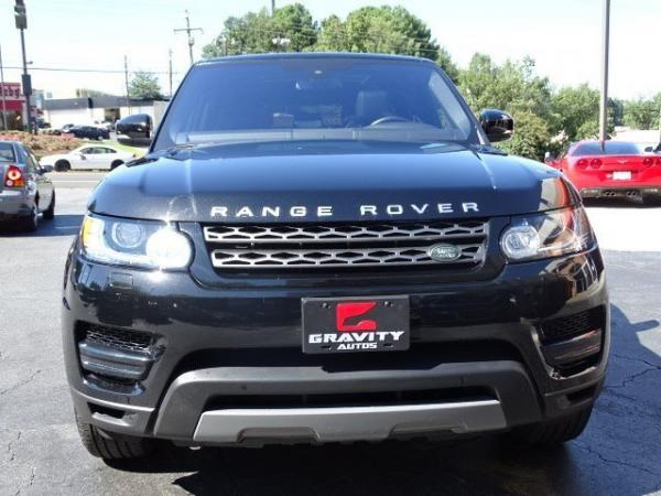 Used 2016 Land Rover Range Rover Sport V6 SE for sale Sold at Gravity Autos in Roswell GA 30076 2