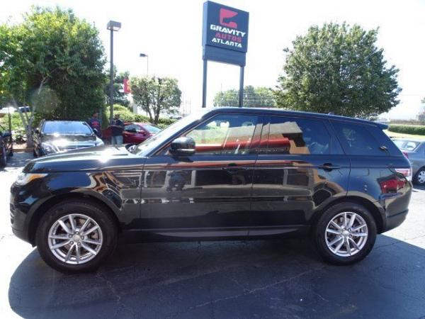 Used 2016 Land Rover Range Rover Sport V6 SE for sale Sold at Gravity Autos in Roswell GA 30076 3