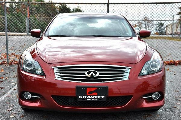 Used 2014 Infiniti Q60 Coupe Journey for sale Sold at Gravity Autos in Roswell GA 30076 3