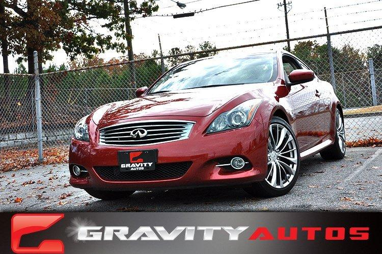 Used 2014 Infiniti Q60 Coupe Journey for sale Sold at Gravity Autos in Roswell GA 30076 1