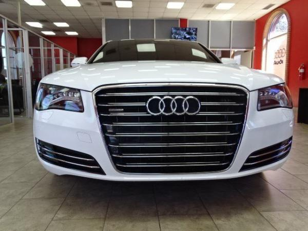 Used 2013 Audi A8 L 3.0L for sale Sold at Gravity Autos in Roswell GA 30076 2