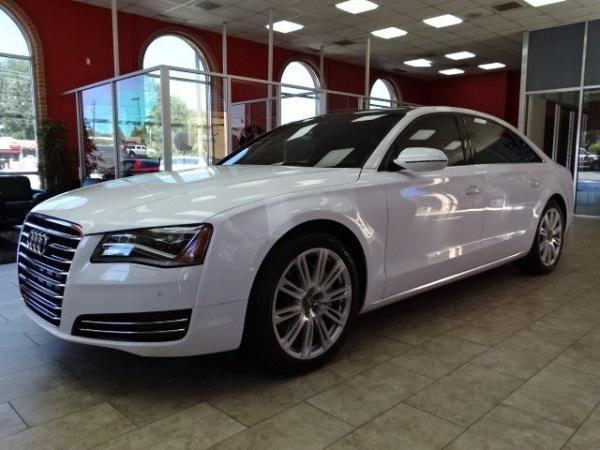 Used 2013 Audi A8 L 3.0L for sale Sold at Gravity Autos in Roswell GA 30076 3