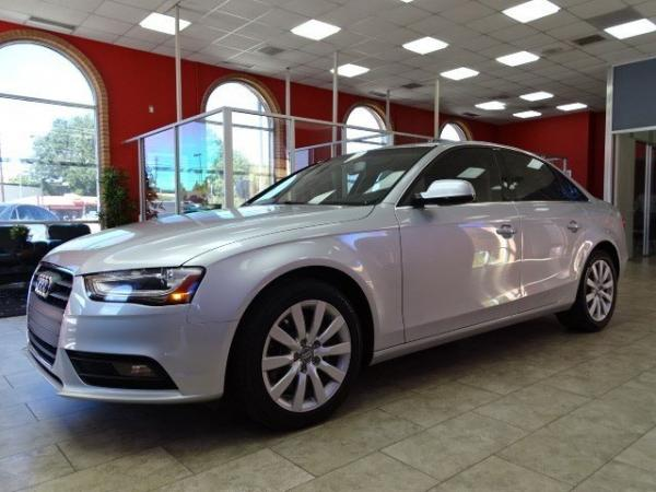 Used 2013 Audi A4 Premium for sale Sold at Gravity Autos in Roswell GA 30076 3