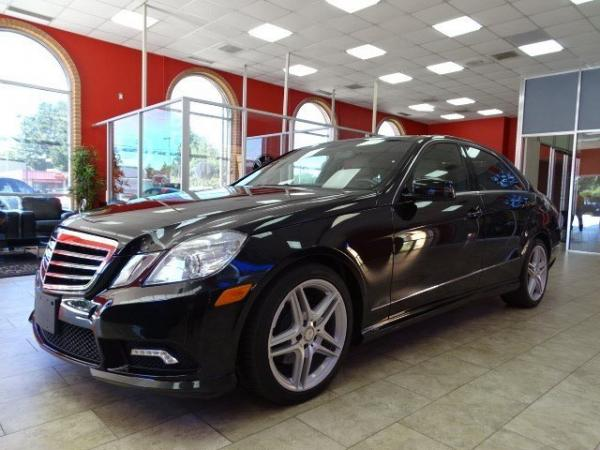Used 2011 Mercedes-Benz E-Class E350 Sport for sale Sold at Gravity Autos in Roswell GA 30076 3